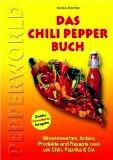 Das Chili Pepper Buch - Bei Amazon ansehen