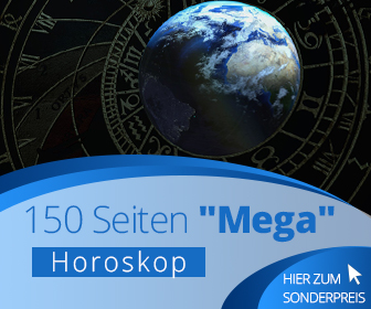 """150 Seiten """"Mega"""" Horoskop - Hier zum Sonderpreis"""